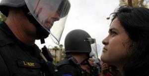 SB 1070 protest